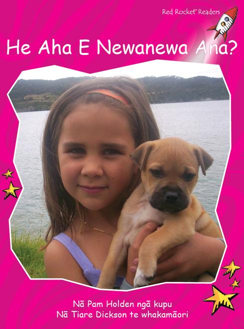 What is Soft? te reo Maori - He Aha e Newanewa Ana?