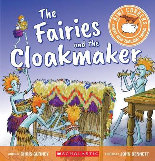 The Fairies and Cloakmaker