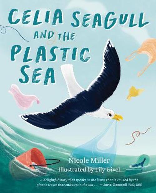 Celia Seagull and the Plastic Sea