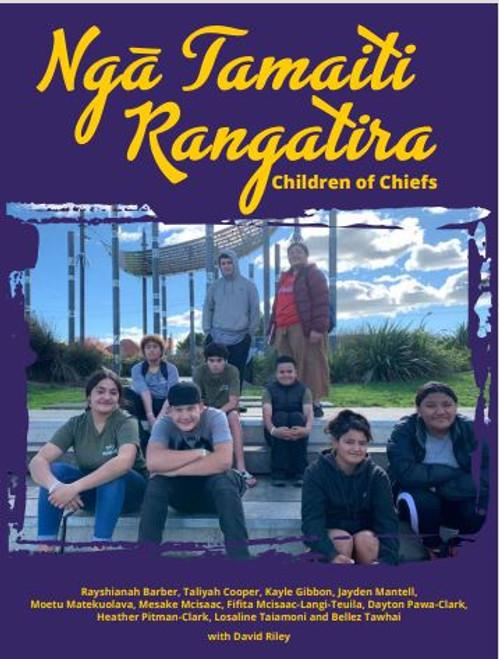 Ngā Tamaiti Rangatira – Children of Chiefs