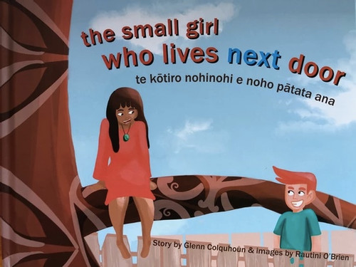 The Small Girl Who Lives Next Door