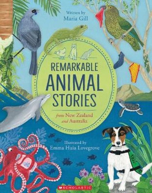Remarkable Animal Stories