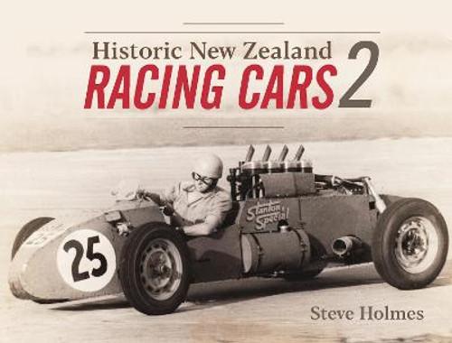 Historic New Zealand Racing Cars Vol 2
