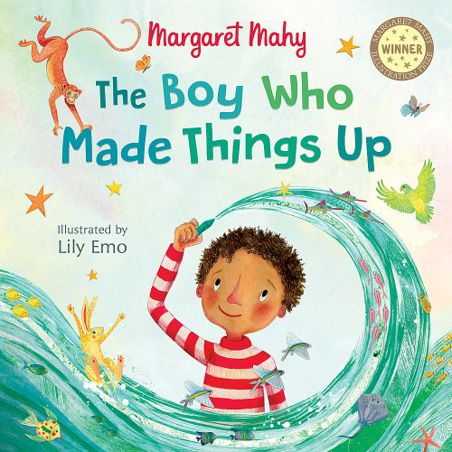The Boy Who Made Things Up