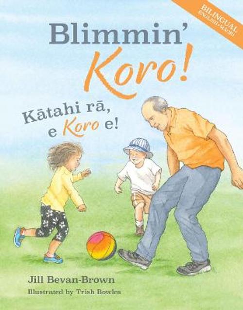 Blimmin' Koro: Katahi ra, e Koro e!