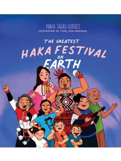The Greatest Haka Festival on Earth