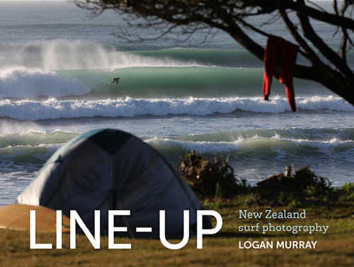 Line-Up: New Zealand surf photography