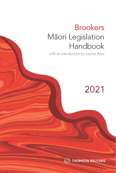Maori Legislation Handbook 2021
