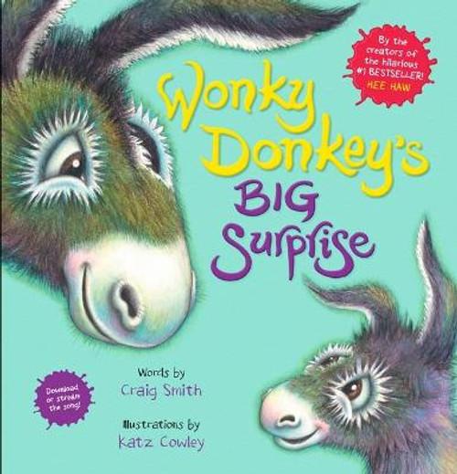 Wonky Donkey's Big Surprise