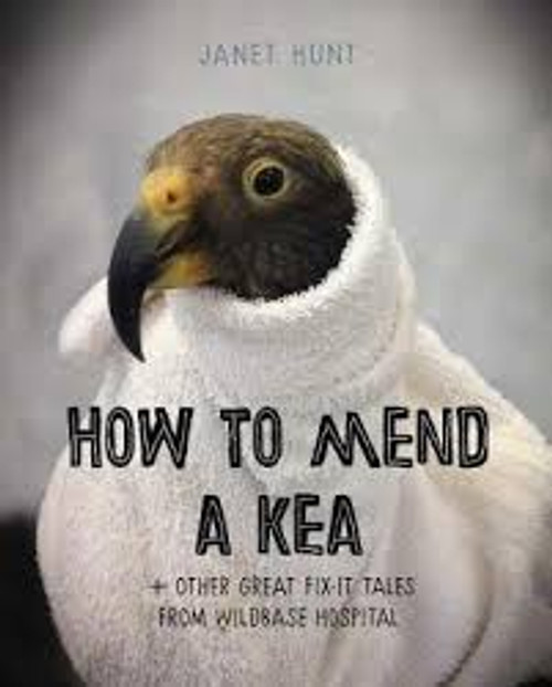 How to Mend a Kea