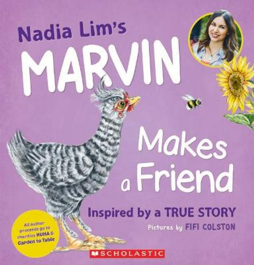 Nadia Lim's Marvin Makes a Friend