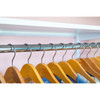 "freedomRail Basic Adjustable Closet Kit, 48""- 52"""