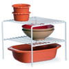 Kitchen Cabinet Double Shelf
