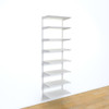 "freedomRail Adjustable Shelf Kit - 24"" (8 Shelf)"