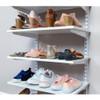 """freedomRail Adjustable Basic Shoe Kit 24"""""""