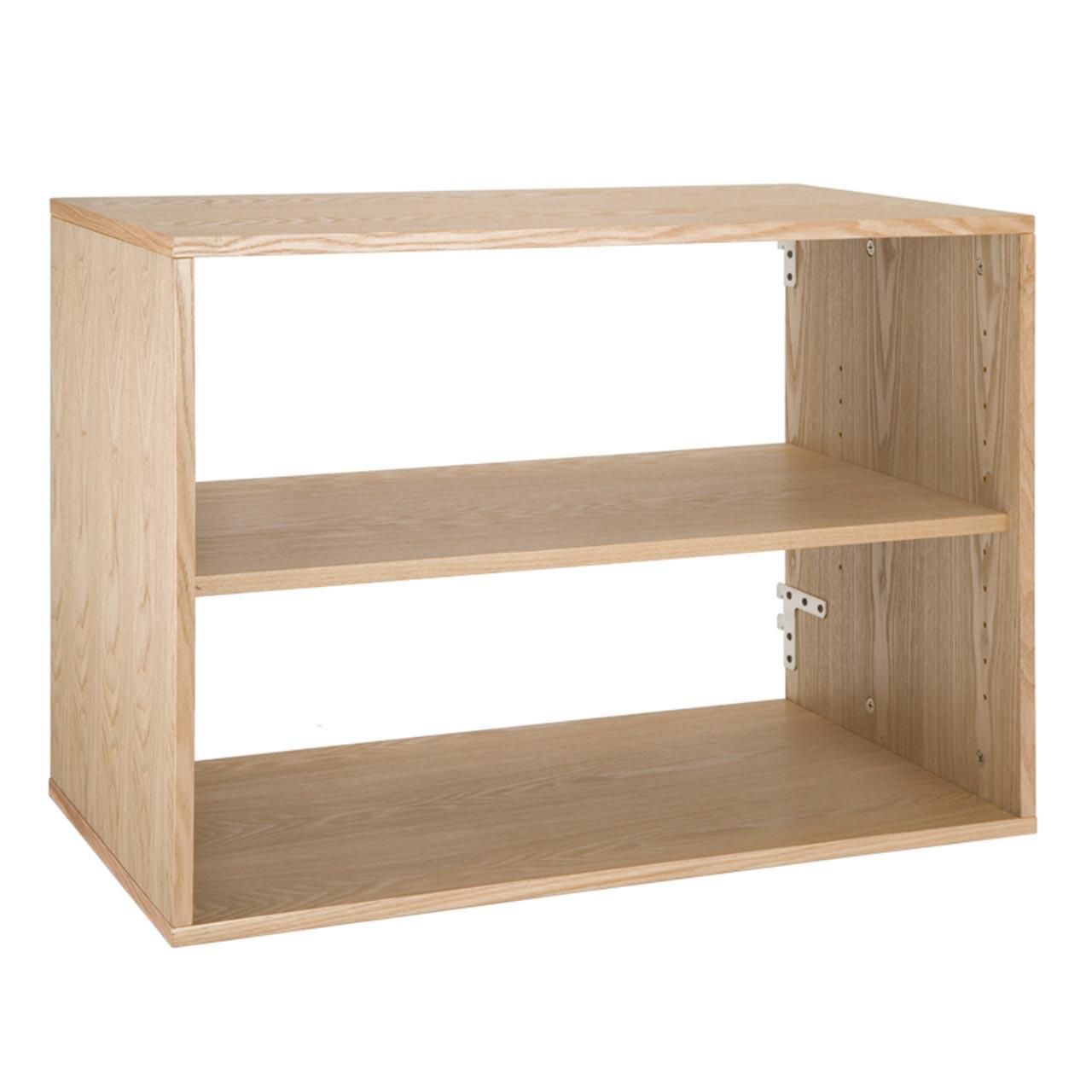 Big OBox Shelf Unit  - Light Oak