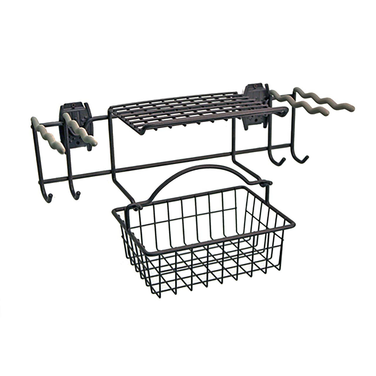 Garden Rack with Basket