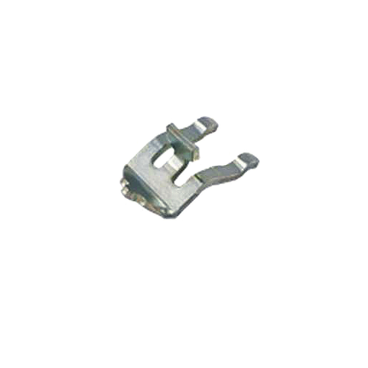 Metal Pole Clips For Use With Vertical Support Pole