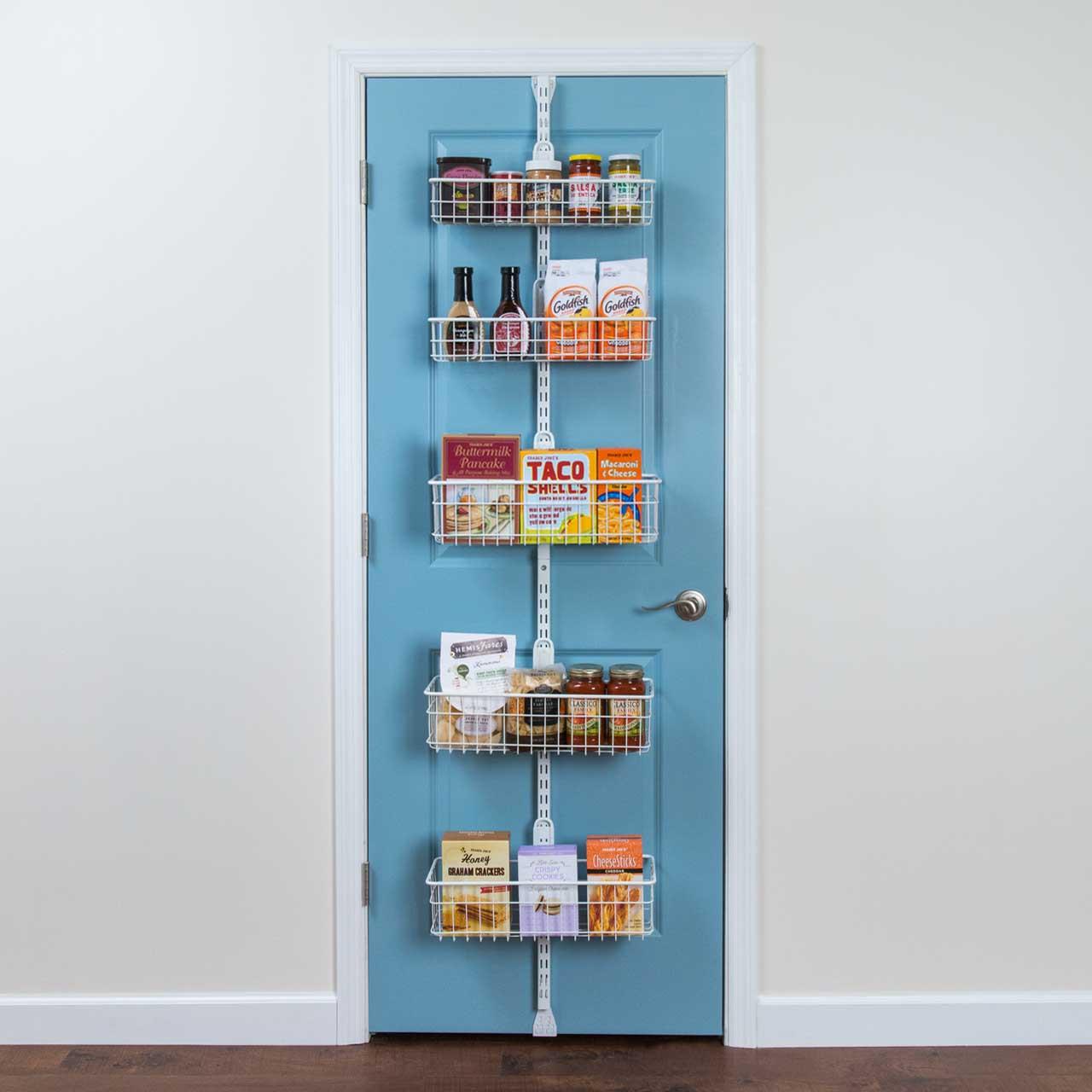 Over the Door Pantry Kit - Premium