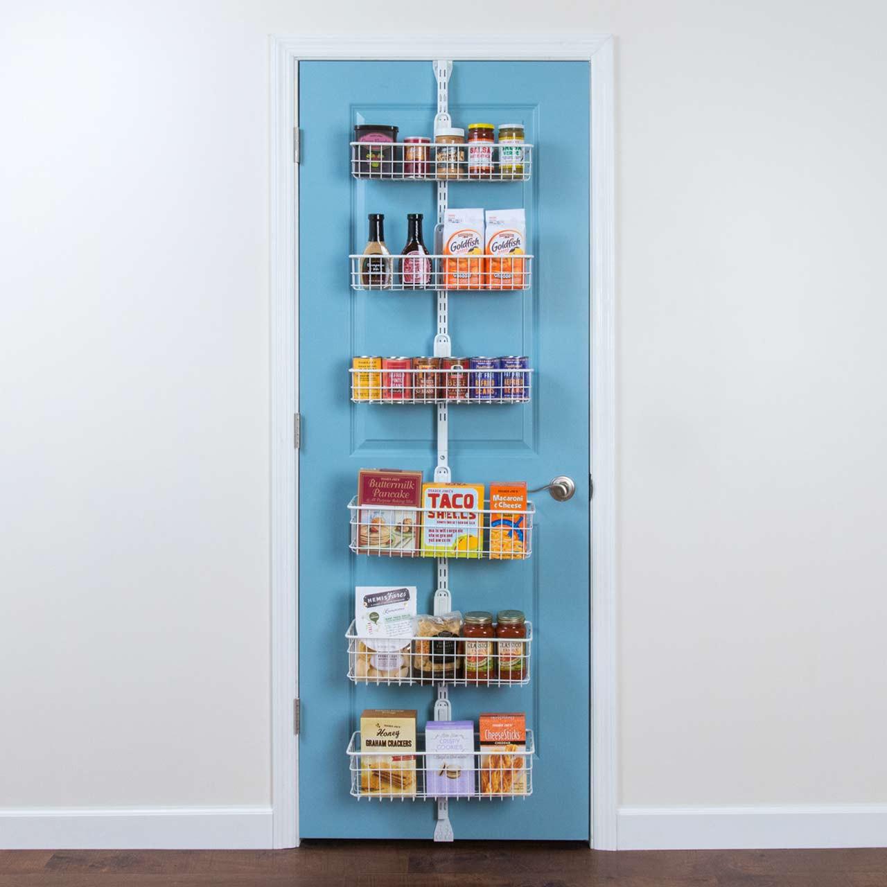 Over the Door Pantry Kit - Ultimate Basket