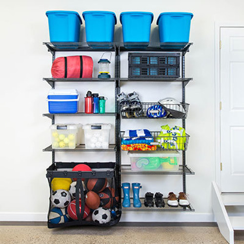 freedomRail Garage Storage Kits