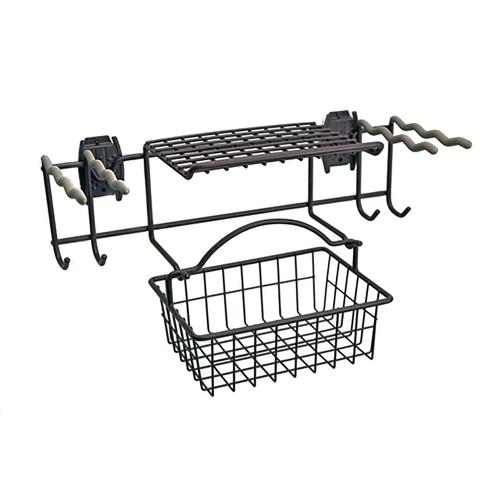 Garden Rack with Basket