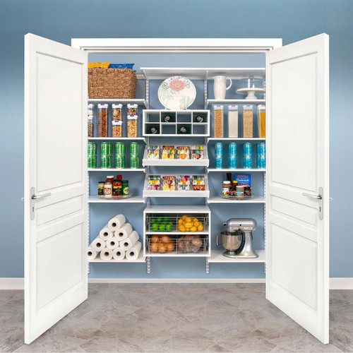 "Ultimate Adjustable Pantry Kit, 72""-76"""