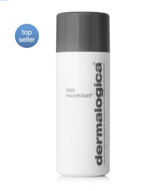 Daily  microfoliant, gentle, brightening polisher Dermalogica