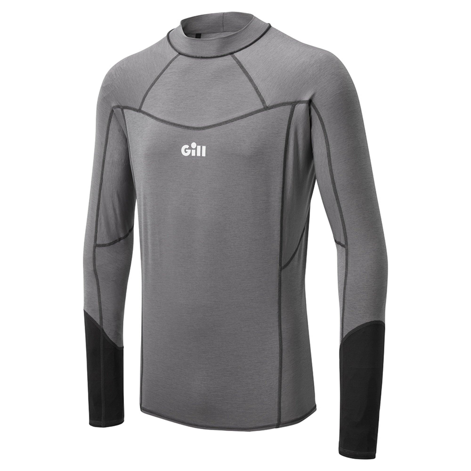 Eco Pro Rash Vest für Herren - 5025-GRE18_3.jpg