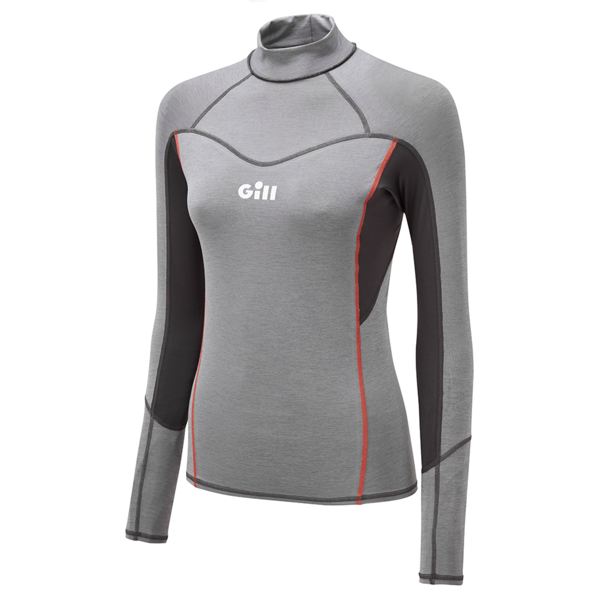 Eco Pro Rash Vest für Damen - 5025W-GRE18_3.jpg