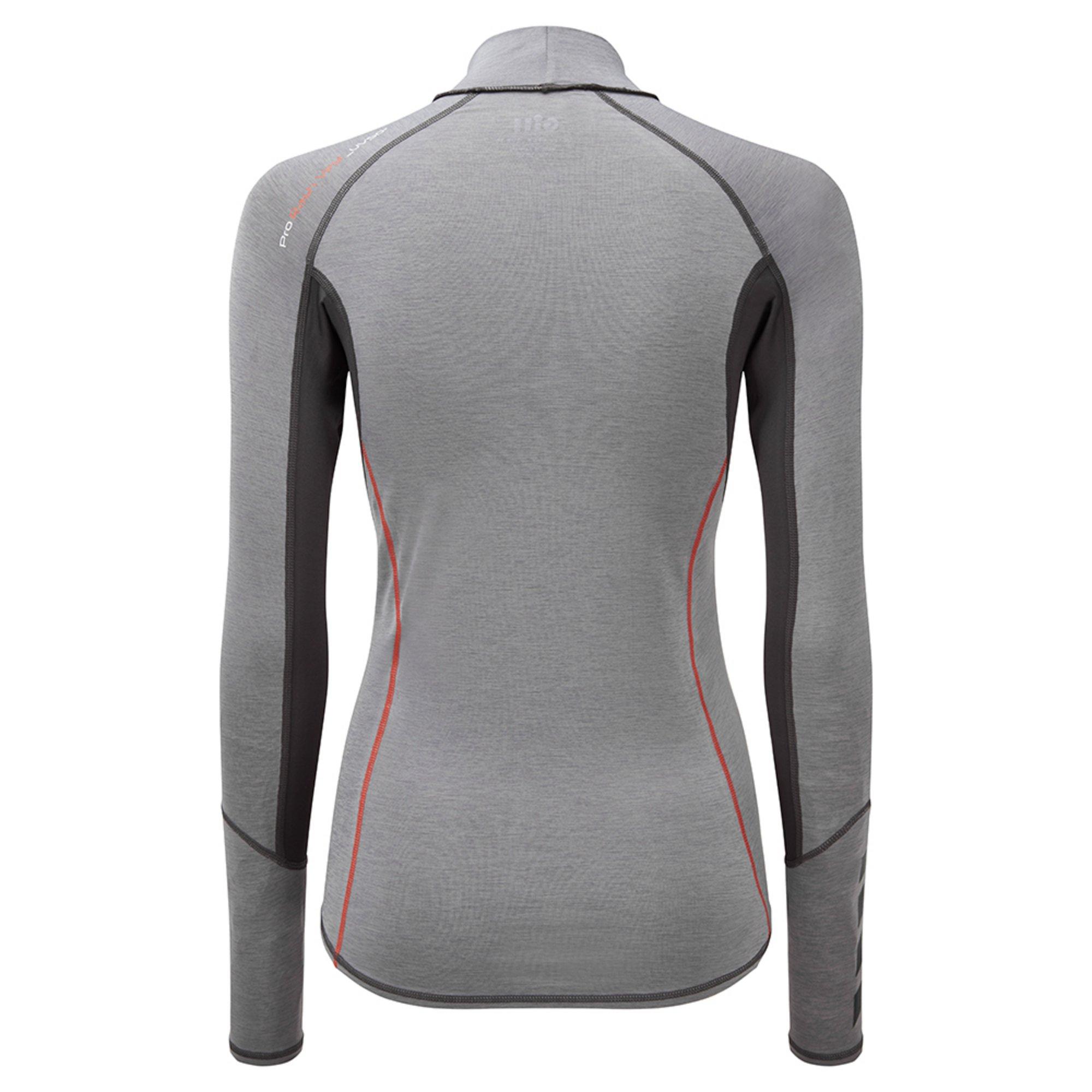 Eco Pro Rash Vest für Damen - 5025W-GRE18_2.jpg