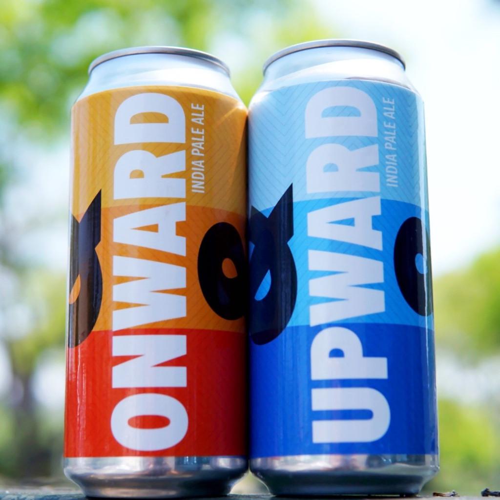 ONWARD & UPWARD IPA Mixed Four Pack