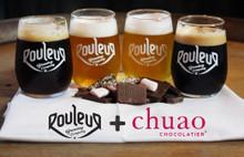 Rouleur Brewing Company & Chuao Chocolatier Pairing