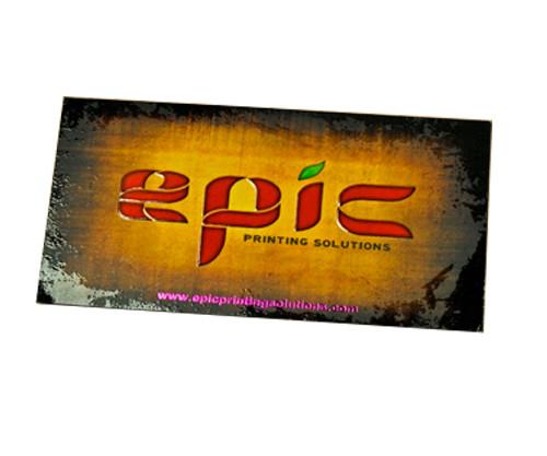 Custom Letterpress Business Cards Online Printshaq