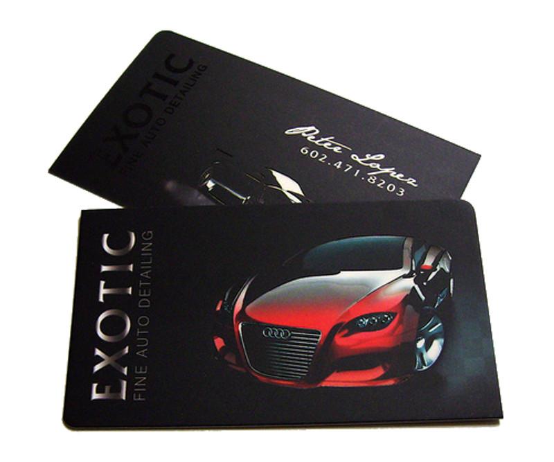 Premium Silk Matte Business Cards Online Printshaq Com