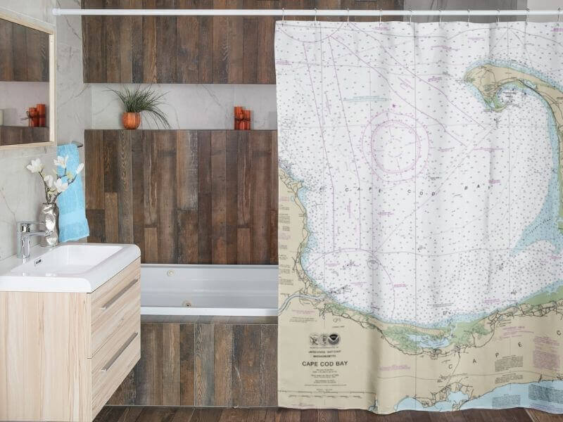 Nautical Chart Signs, Bags, Blankets, Totes