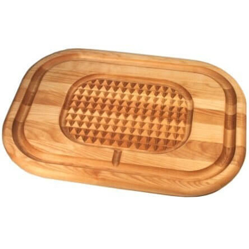 Hardwood Angus Carving Board