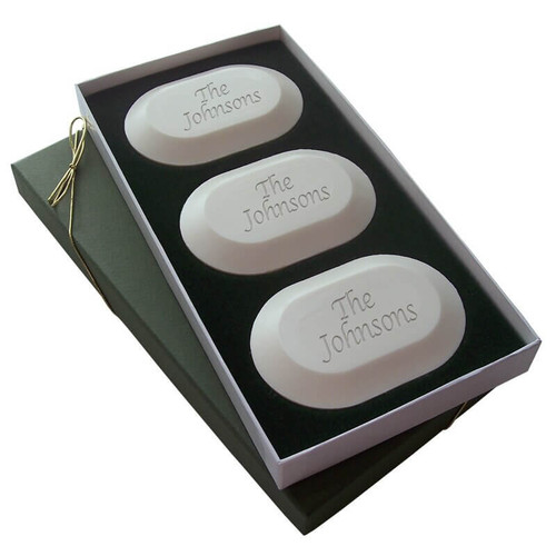 Personalized All-Natural Soap, Made in USA