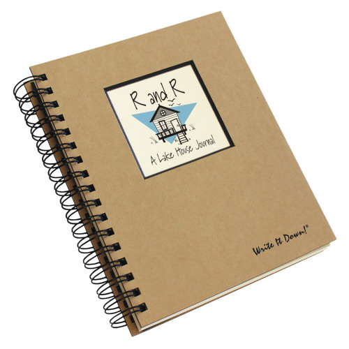 Lake House Guided Journal