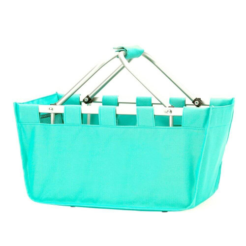 Personalized Market Tote, Mint