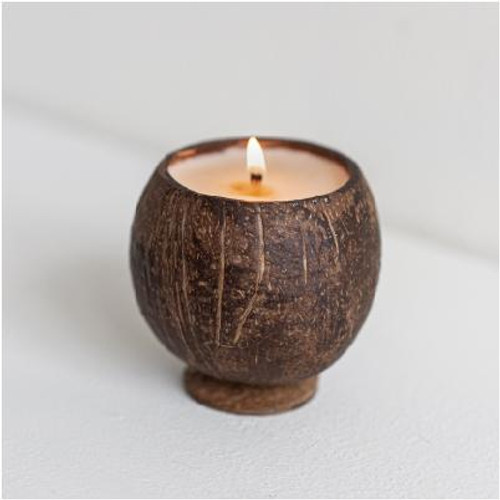 Coconut Cup Candle, Artisan Blended