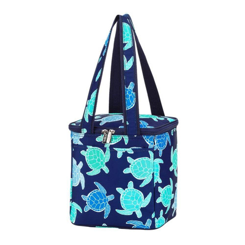 Personalized Cooler Tote, Myrtle Turtle