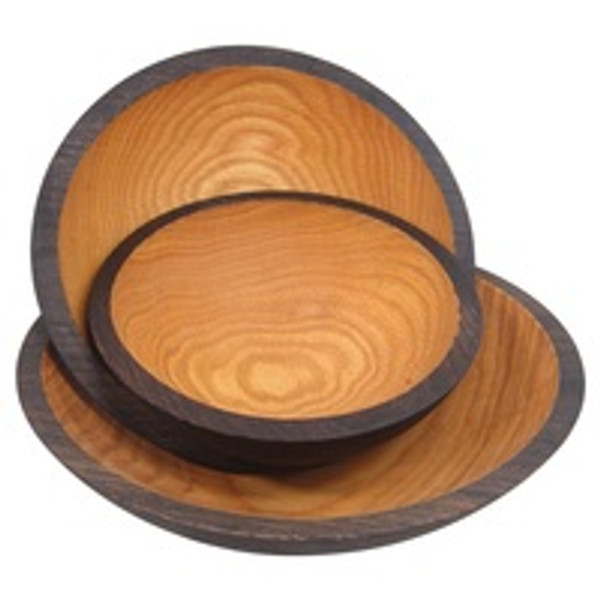 ​What Are 'Ebonized' Wood Bowls?