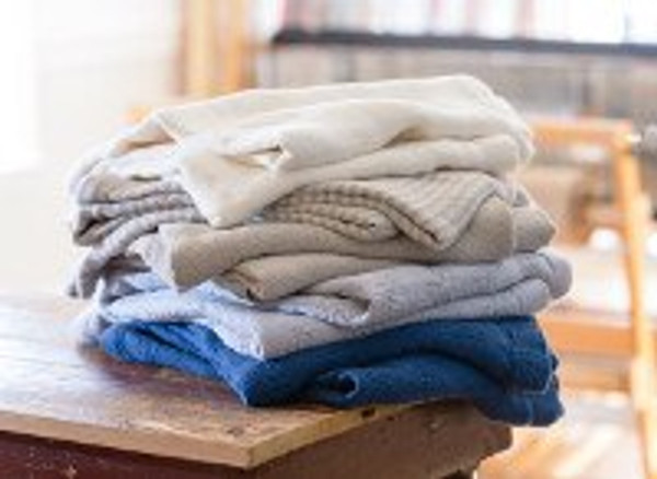 Made in America Product Spotlight: Luxurious Linen Blankets from Brahms Mount