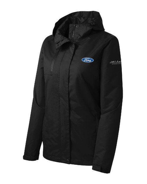 F - Ladies All-Conditions Jacket