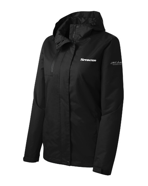 S - Ladies All-Conditions Jacket
