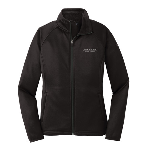 SW - The North Face® Ladies Canyon Flats Stretch Fleece Jacket