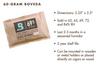 Boveda 69% RH Humidity 12-Pack, Large 60 gram