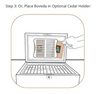 Step 3b - How to Use Boveda Packets