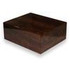 Elie Bleu Imbuya 75-Cigar Humidor - Classic Collection (NO15IB075SS
